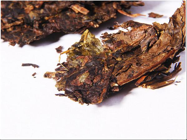黑茶是怎样制作的