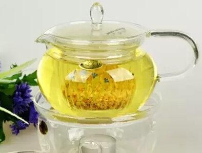 喝蜂蜜桂花茶的功效