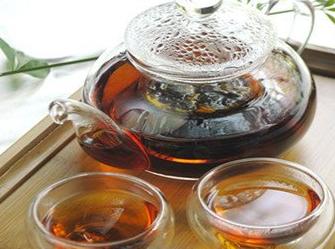 雪菊普洱茶