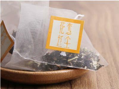 白玉兰花茶的传说