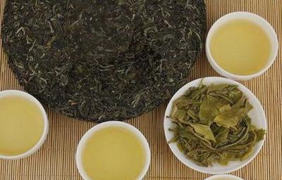 云南普洱茶的几大归类