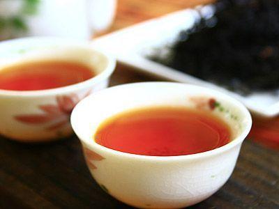 喝酒后能喝红茶吗