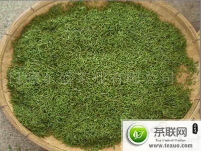 日照绿茶成为地理标志性产品