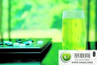 竹叶青 开启绿茶收藏风