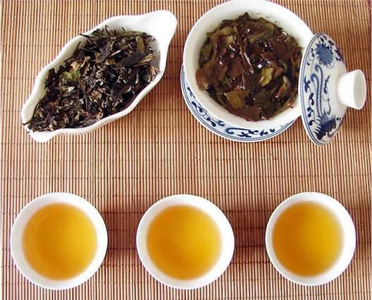 白牡丹茶的文化
