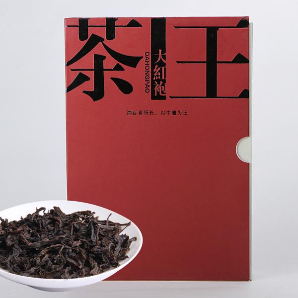乌龙茶茶王大红袍泡法