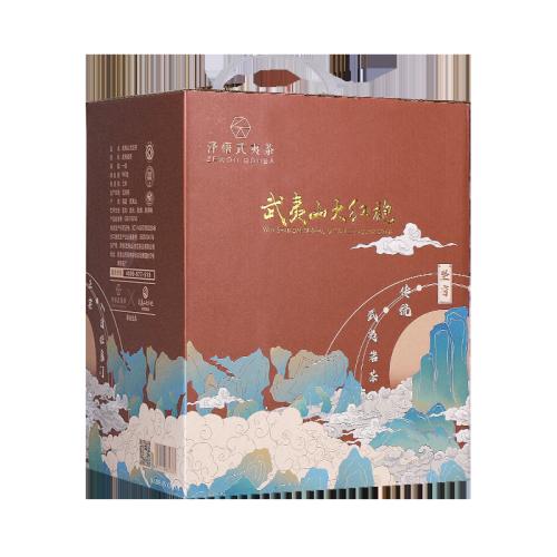品牌茶-泽悟-坚守大红袍960g