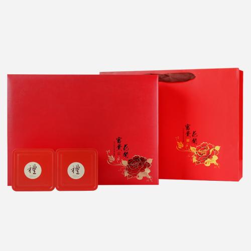 礼盒装-铁观音-红色花开富贵500g