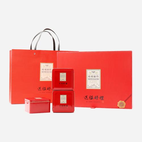 祁门红茶礼盒装360克