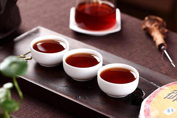 喝黑茶有什么功效?