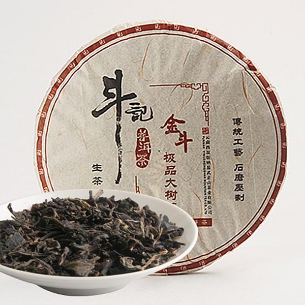生茶普洱金斗(2008)的冲泡方法