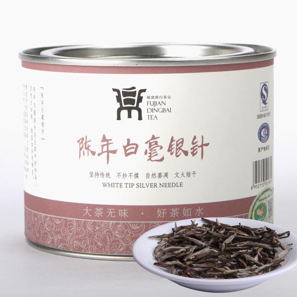 白茶陈年白毫银针(2010)的冲泡方法