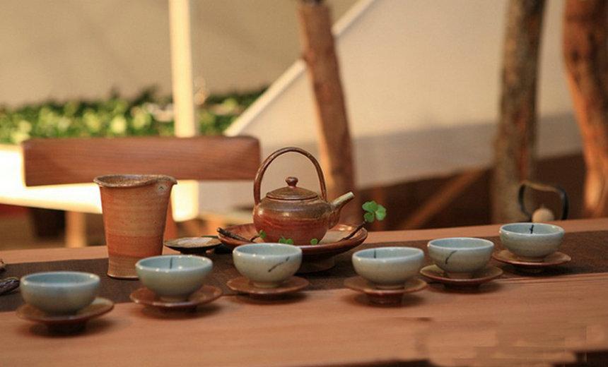居家茶席布置方法陋室也能享茶!