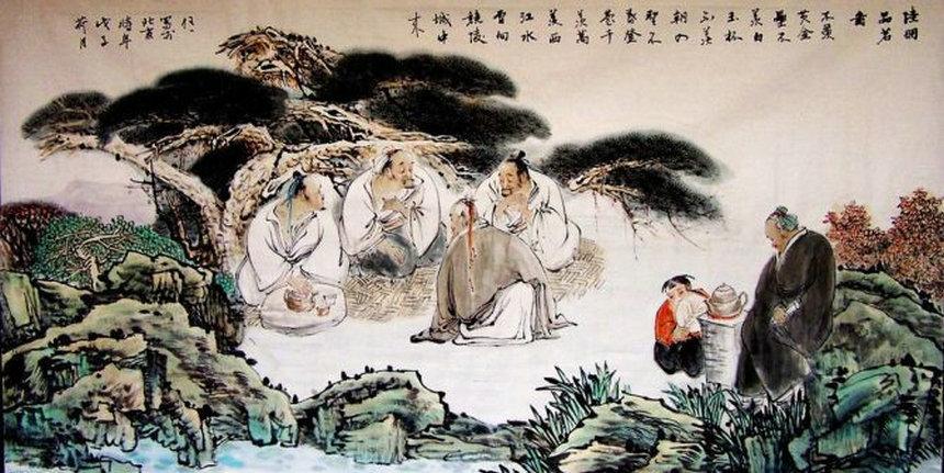 """唐诗中有哪些""""茶人第一""""?"""