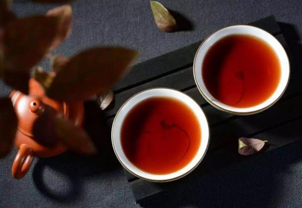 六堡茶耐泡的原因是什么?