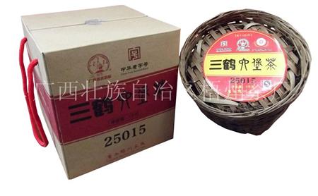 梧州三鹤六堡茶25015介绍及参考价格