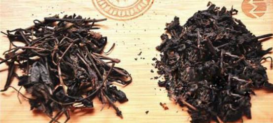 六堡茶农家茶和厂茶的区别