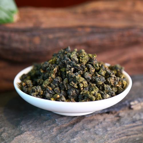 冻顶乌龙茶的特点是什么