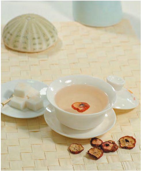 山楂花茶软化动脉,可治疗高血压病茶疗功效