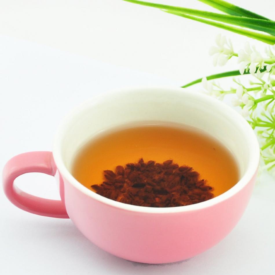 决明子茶具有降血压、降血脂、清肝明目等功效