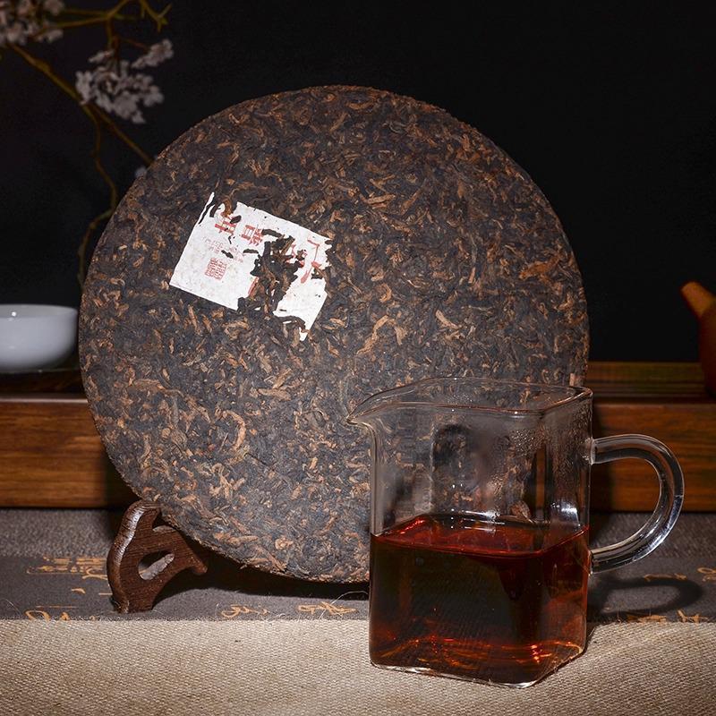 市场兴起黑茶收藏热
