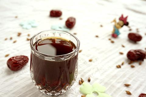 大麦茶具有补血补气作用