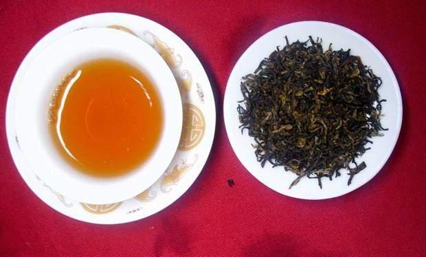 祁红香螺茶有什么保健功能吗?