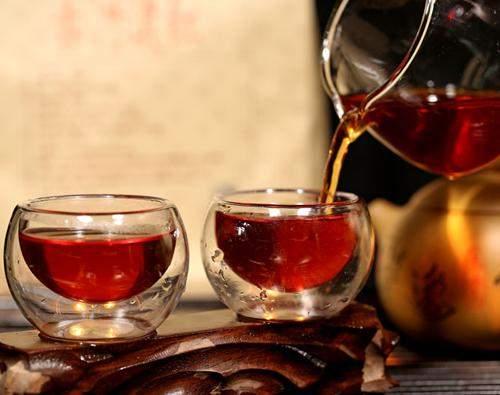 滇红茶中都分什么种类的糖性物质
