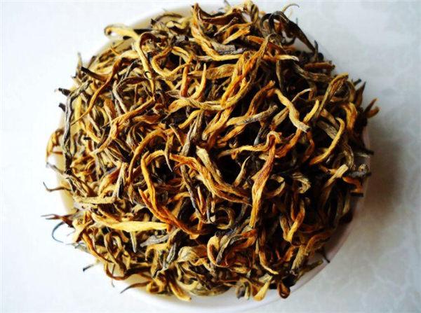 滇红茶制作工艺