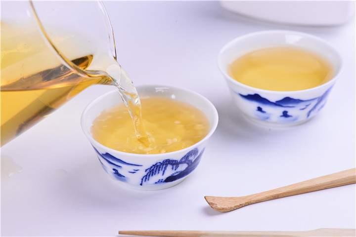 普洱茶的生津到底是怎么回事
