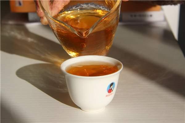 普洱茶的制作工艺