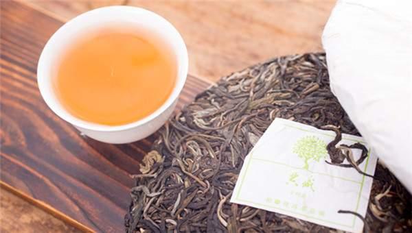普洱茶的滋味:苦味与涩味
