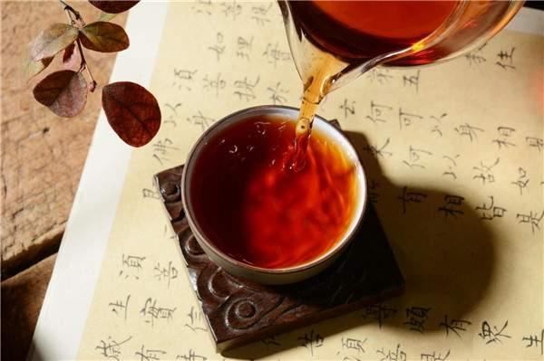 教你怎样从茶汤看普洱茶的品质
