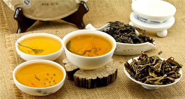 普洱茶吸引人的核心秘密!