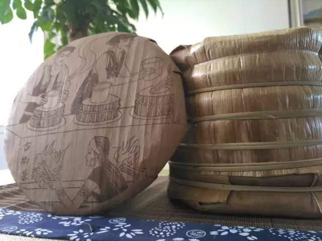 为什么普洱茶要用竹箬包装?仅仅是为了好看、美观吗?