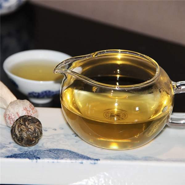 普洱生茶贮藏过程中都会发生哪些物质变化?