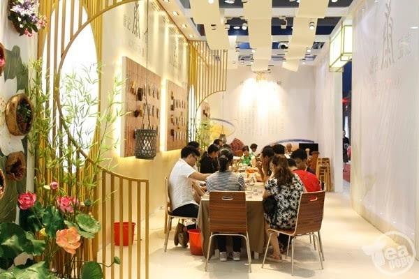 2015广州茶博会普洱茶依然是主角