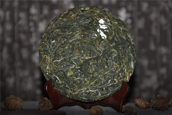 什么茶称为普洱生茶?