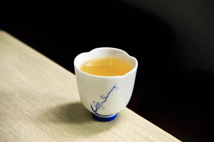 陈年普洱茶的冲泡方法