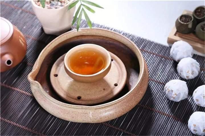 多一个小动作,让黑茶好喝百倍