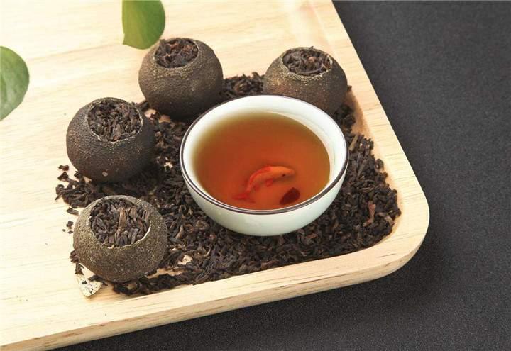 黑茶与历史