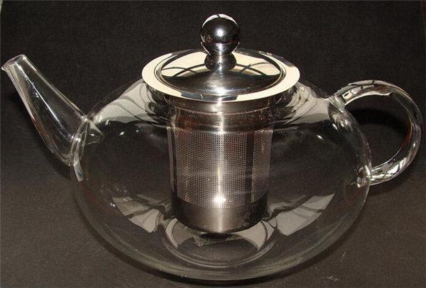 玻璃茶壶的结构与材料