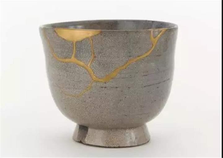 陶瓷技法:经典陶瓷修复术——金缮修复