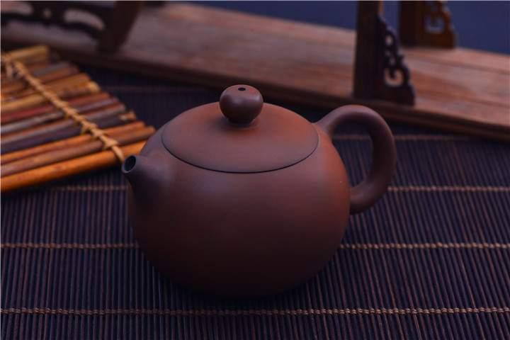 紫砂壶淋水后,干得快说明壶好么?
