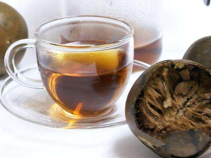 泡一杯罗汉果茶的功效与作用