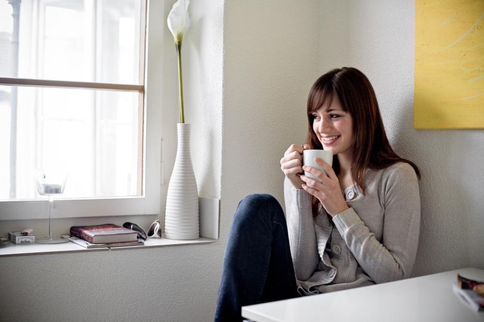 冬季多喝温性茶红茶暖腹缓解疲劳