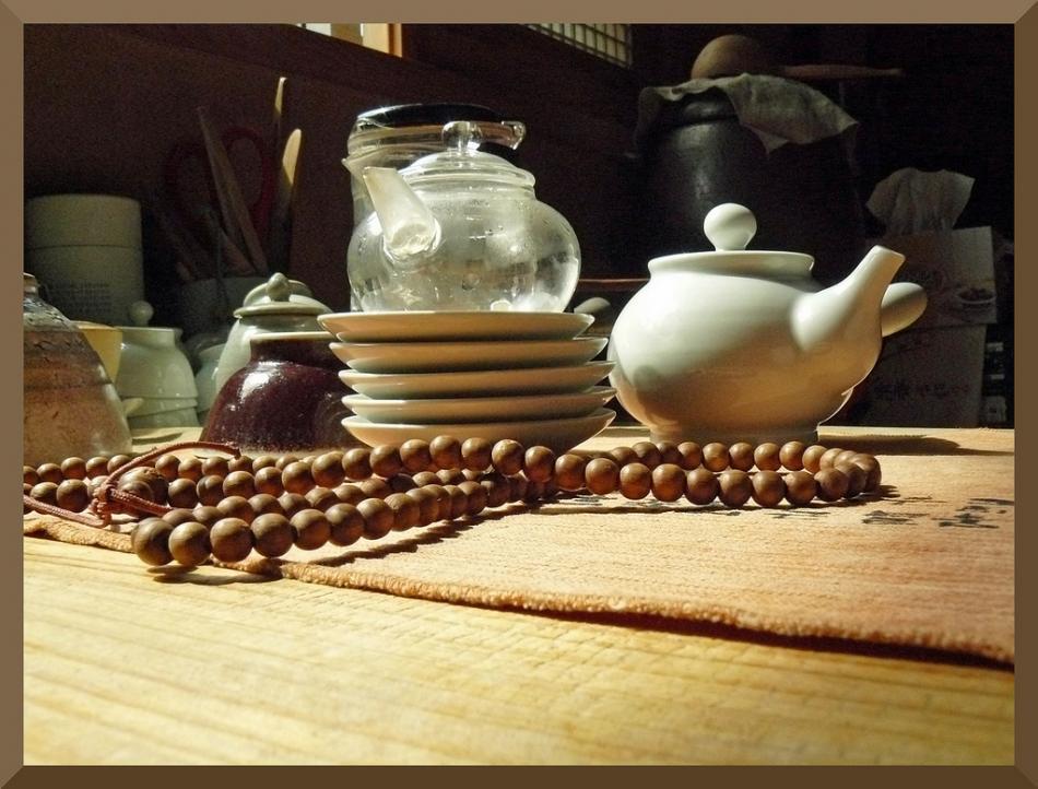 人生就是一杯茶