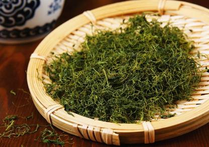 龙须茶的采摘工艺龙须茶是怎样炒制而成的?