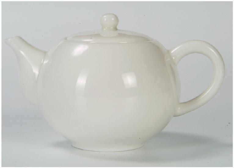 白瓷茶具有什么特点