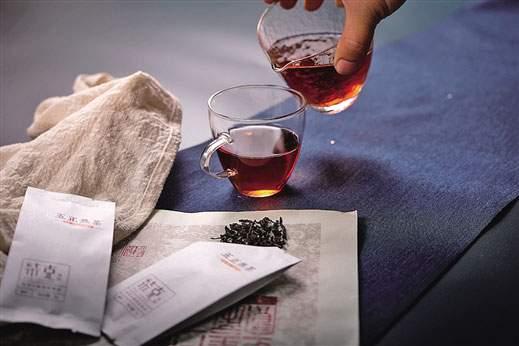 五正熟茶:香甘重滑,从香气、滋味到口感,喝懂普洱茶的必经之路